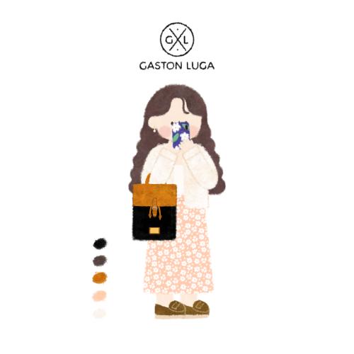 開箱|GASTON LUGA – 來自瑞典斯德哥爾摩背包