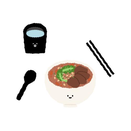 台北・中山國中站|料多、湯頭濃郁的平價酸辣粉 – 恰老虎重慶酸辣粉