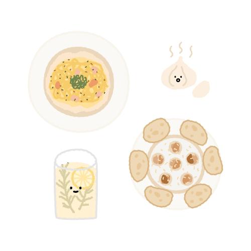 台北・台北101/世貿站|韓國火紅的大蒜主題餐廳,甜點也要蒜味! – Mad for Garlic