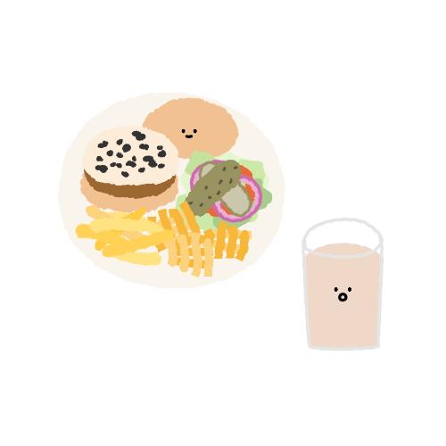 新北・大坪林站|份量大、漢堡排多汁的美式漢堡店 – 框框美式餐館 Frame Diner