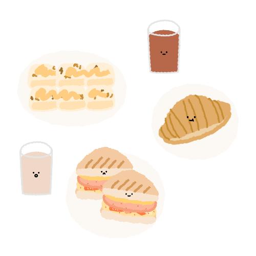新北・大坪林站|餐點種類超級多的平價早午餐店 – 街巷食光