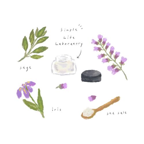 開箱|簡單生活實驗室Simple Life Laboratory – 文青插畫風格的國產香氛品牌